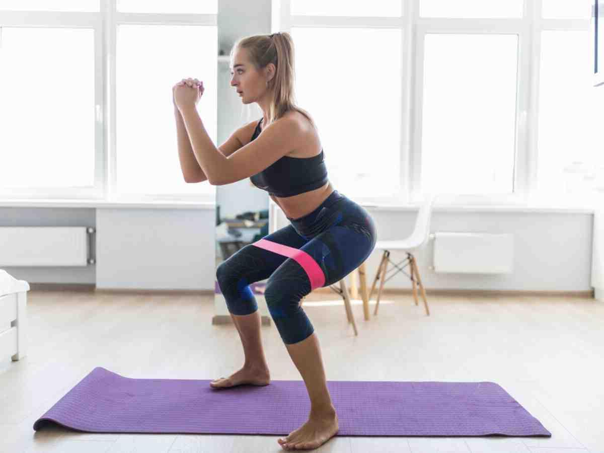 Comment faire du sport avec elastique ?