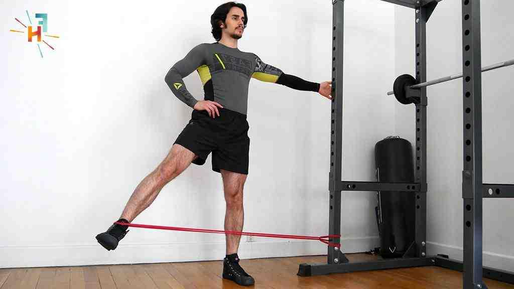 Comment muscler fessier avec elastique ?