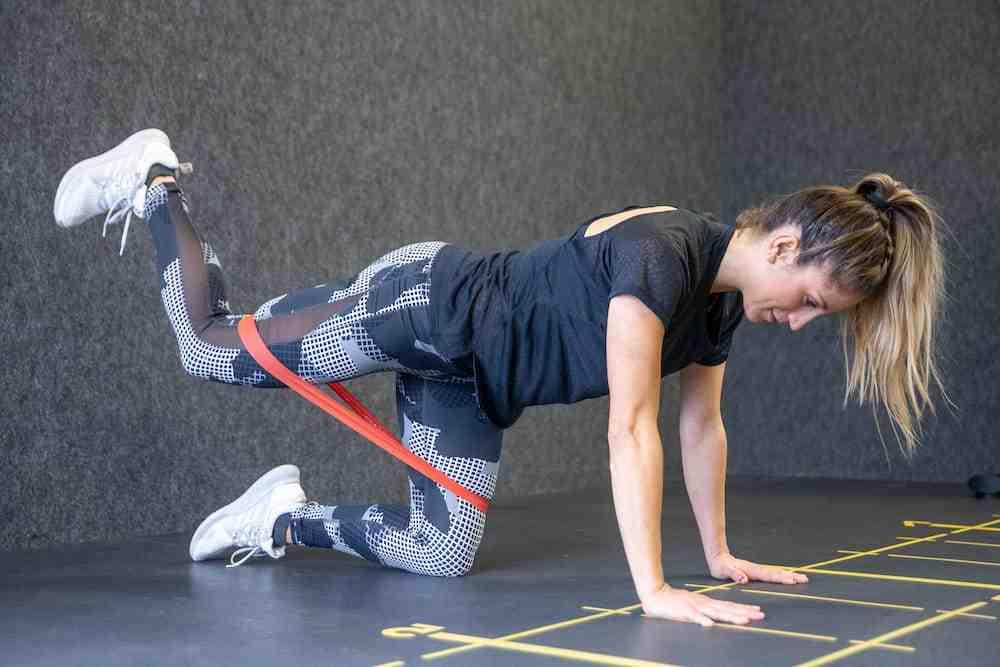 Comment utiliser les bandes elastique ?