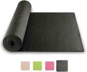 Quel côté tapis yoga ?