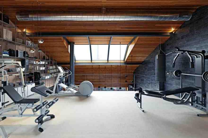 Quel revêtement de sol pour salle de sport ?