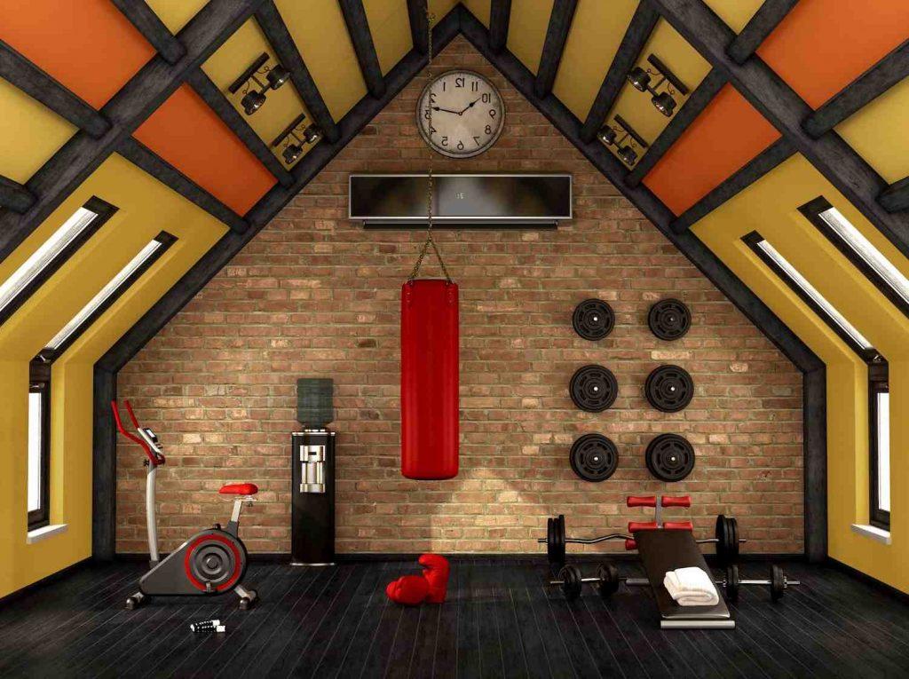 Quel sol pour salle de sport maison ?