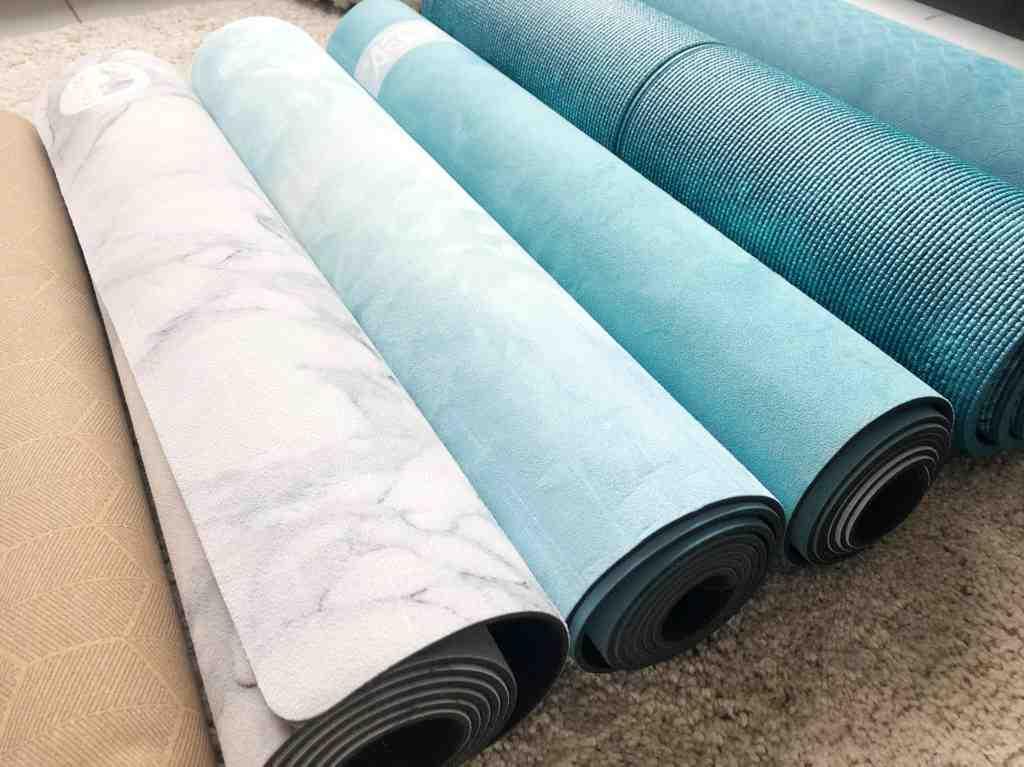 Quelle taille choisir pour un tapis de yoga ?