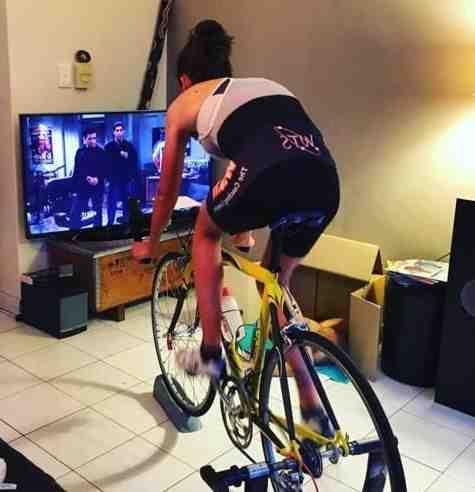 Quelle vitesse pour un vélo d'appartement ?