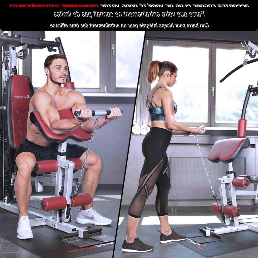 Comment choisir une station de musculation ?