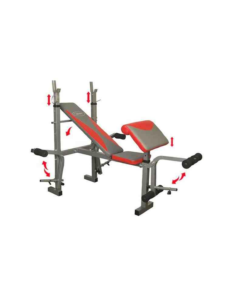 Comment improviser un banc de musculation ?