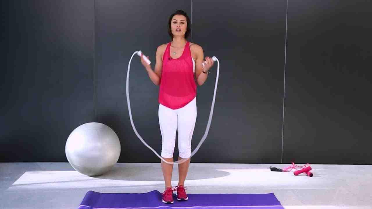Est-ce que le saut à la corde fait maigrir ?