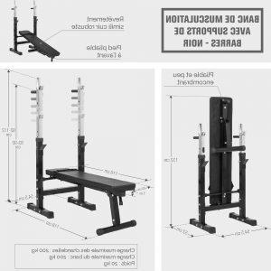 Quelle largeur banc musculation ?