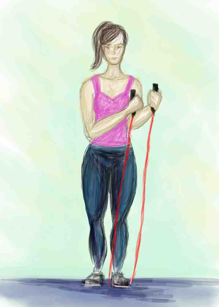 Comment choisir la taille d'une corde à sauter ?