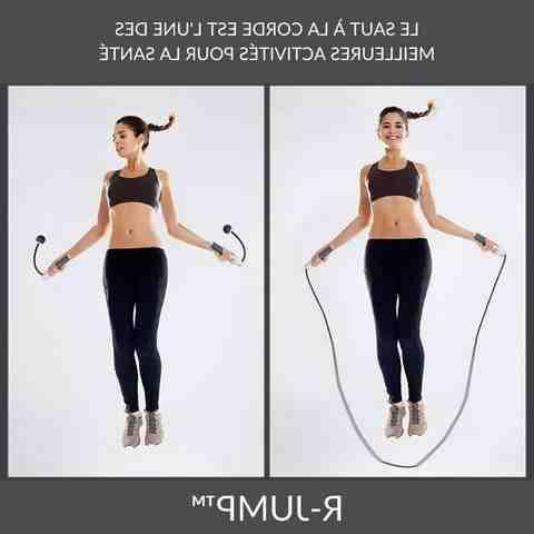 Comment maigrir en faisant de la corde à sauter ?