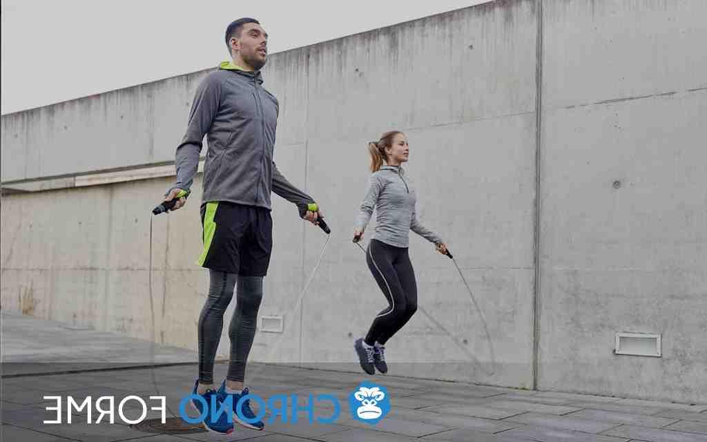 Est-ce bon de faire de la corde à sauter tout les jours ?
