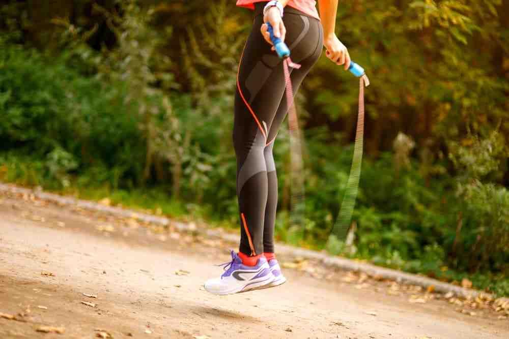 Quel muscle fait travailler la corde à sauter ?