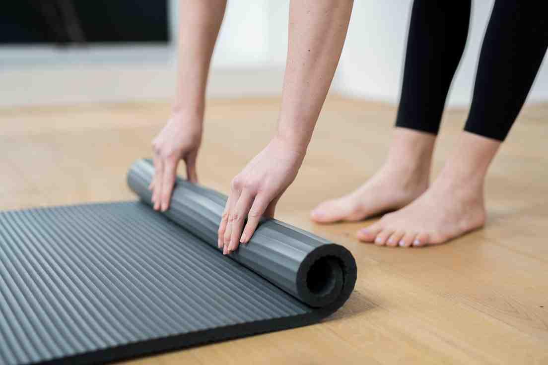 Comment s'appelle le tapis de gym ?