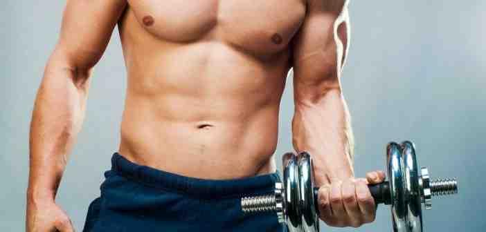 Comment travailler les biceps avec une haltère ?