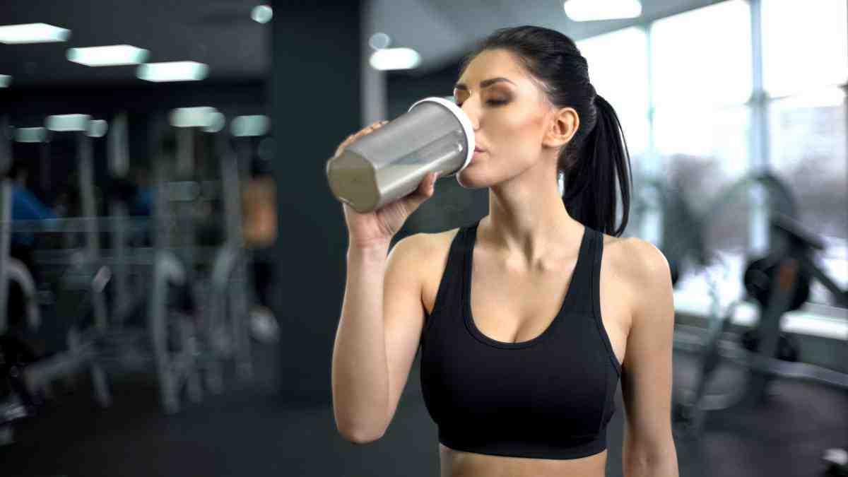 Quel est l'intérêt de prendre des protéine pour la musculation ?