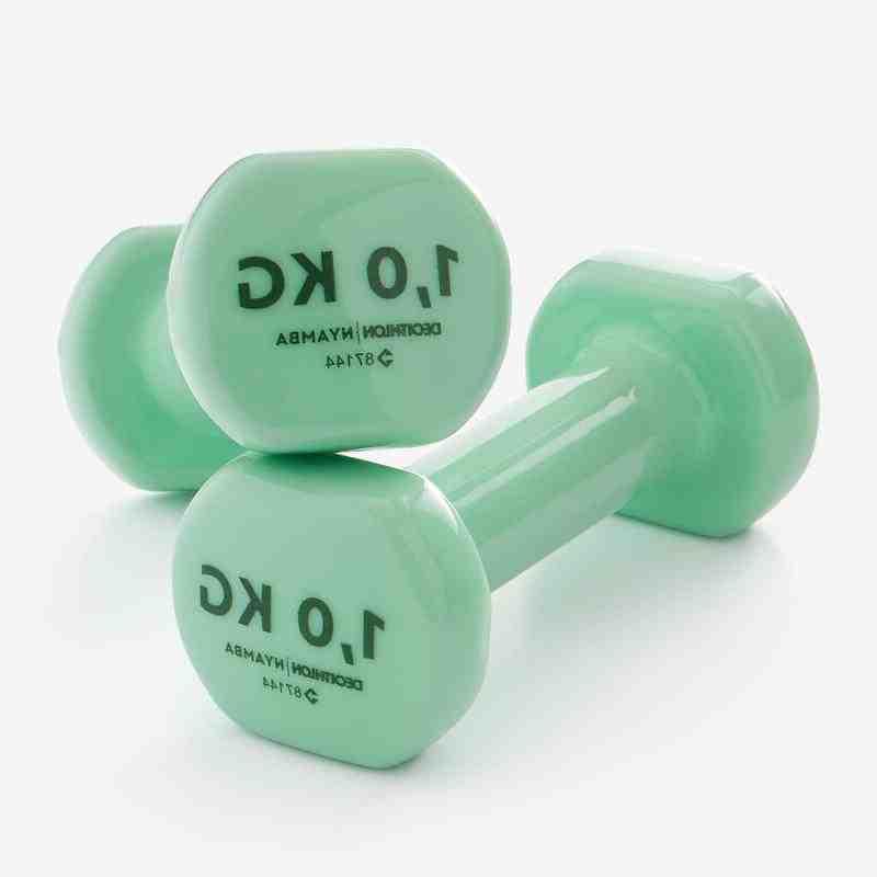 Quel poids d Haltere pour les biceps ?
