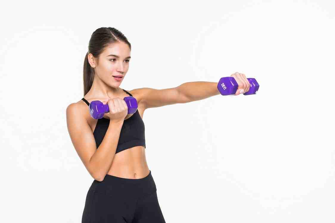 Quel poids mettre en musculation femme ?