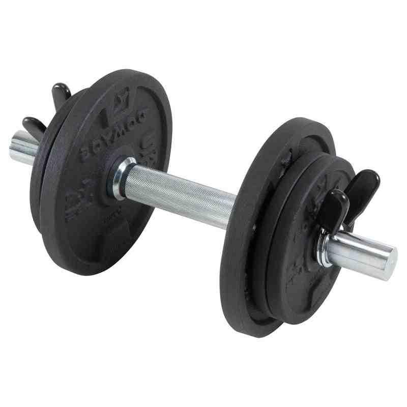 Quel poids pour se muscler les bras ?