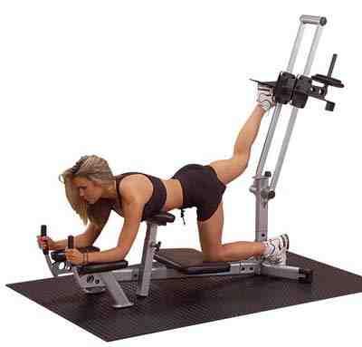 Quelle machine pour les quadriceps ?