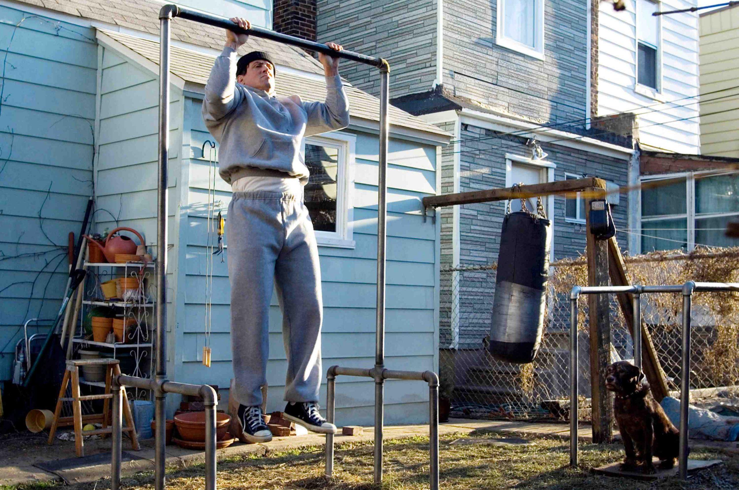 Comment faire des tractions à la maison sans barre ?