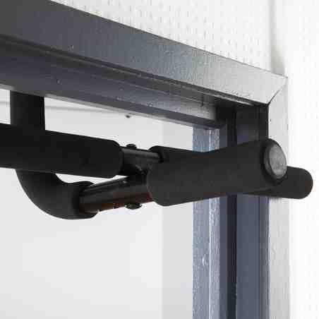 Comment installer une barre de traction sur un mur en placo ?